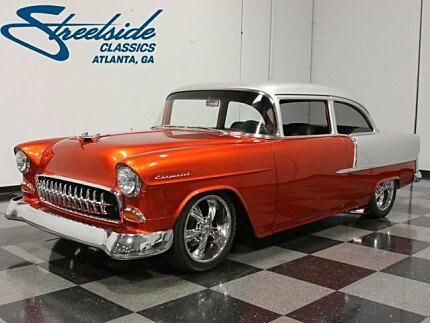 1955 Chevrolet 210 for sale 100945532