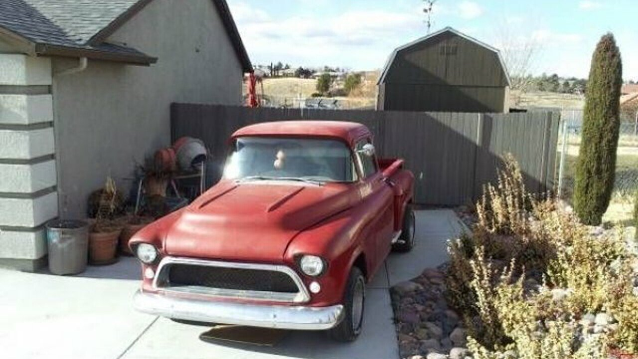 1955 Chevrolet 3100 for sale 100823979