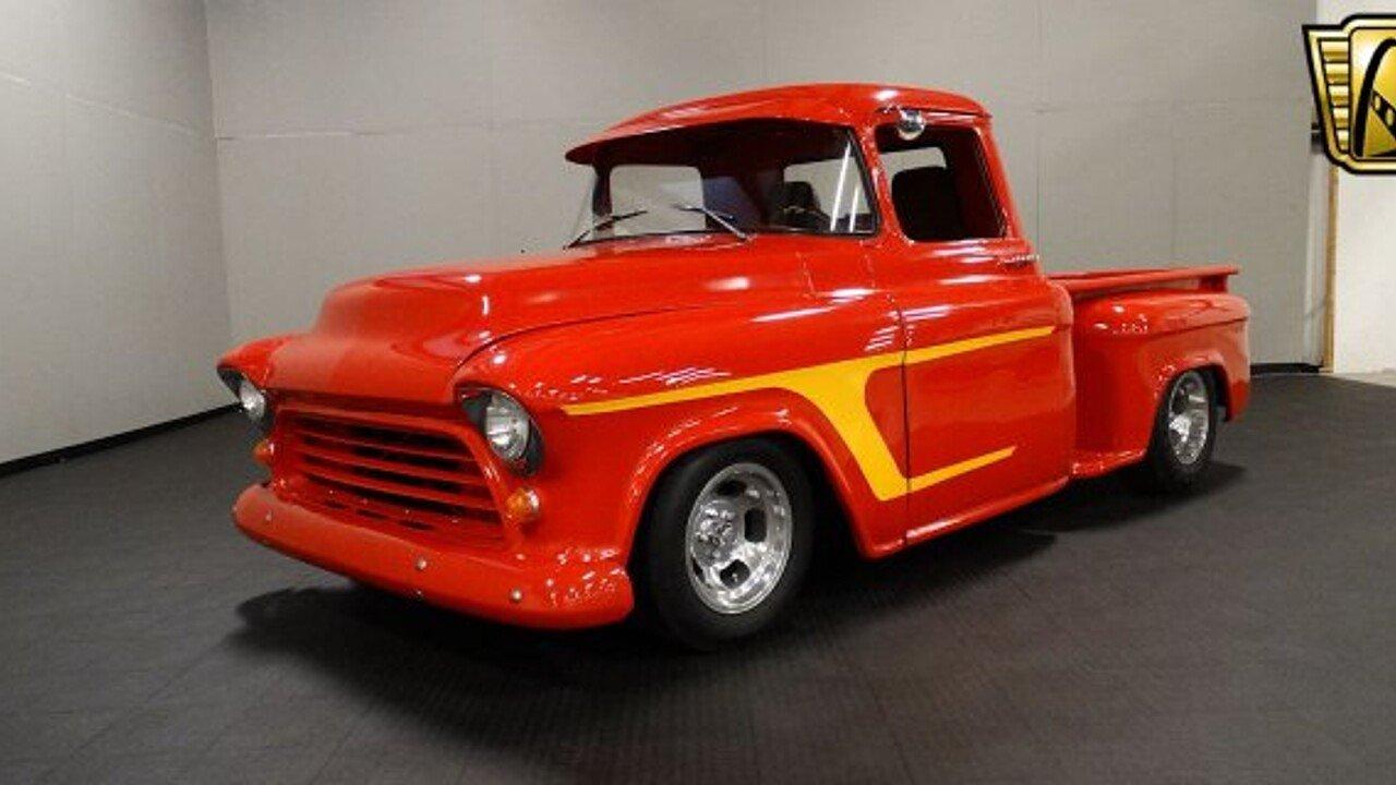 All Chevy 1955 chevrolet 3100 : 1955 Chevrolet 3100 for sale near O Fallon, Illinois 62269 ...