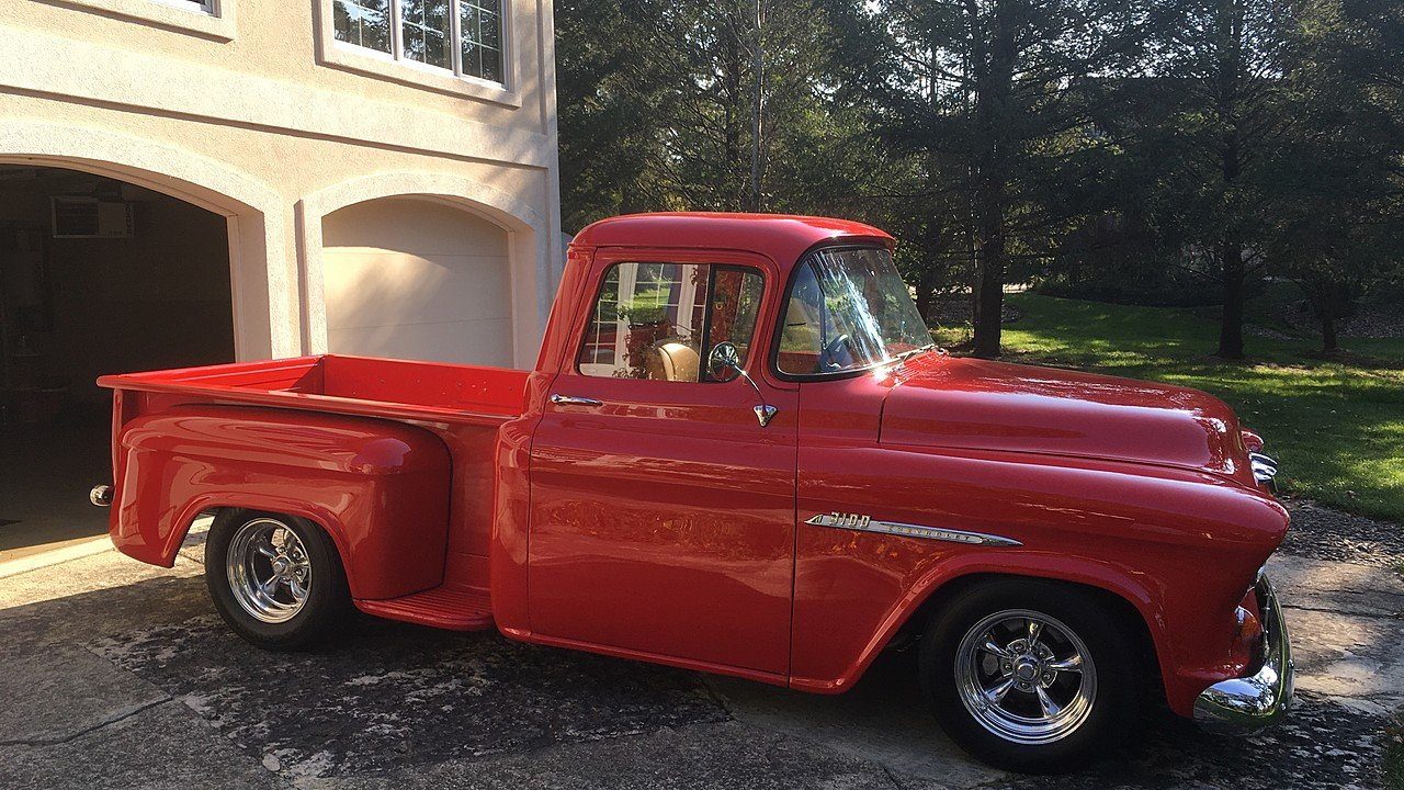 All Chevy 1955 chevrolet 3100 : 1955 Chevrolet 3100 for sale near Clive, Iowa 50325 - Classics on ...