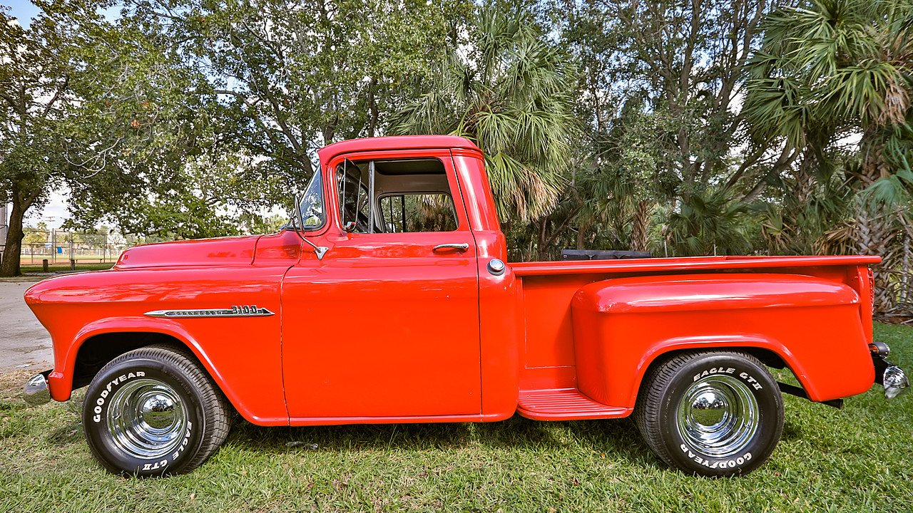 All Chevy 1955 chevrolet 3100 : 1955 Chevrolet 3100 for sale near Tampa, Florida 33606 - Classics ...