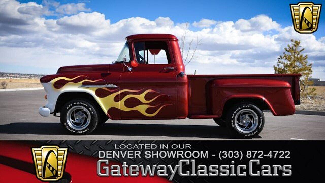 1955 Chevrolet 3100 for sale near O Fallon, Illinois 62269 ...