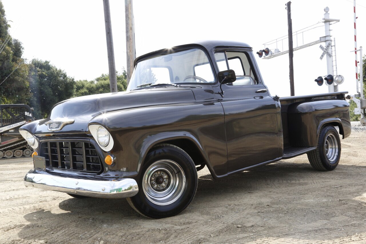 Classic Cars For Sale Auto Trader Com: 1955 Chevrolet 3200 For Sale Near Saratoga, California