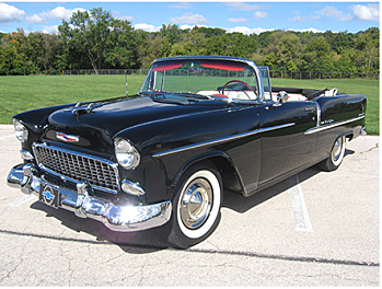 1955 Chevrolet Bel Air for sale 100735039