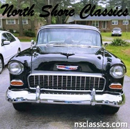 1955 Chevrolet Bel Air for sale 100840681