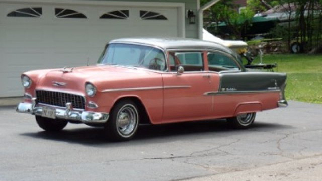 1955 Chevrolet Bel Air for sale 100775744