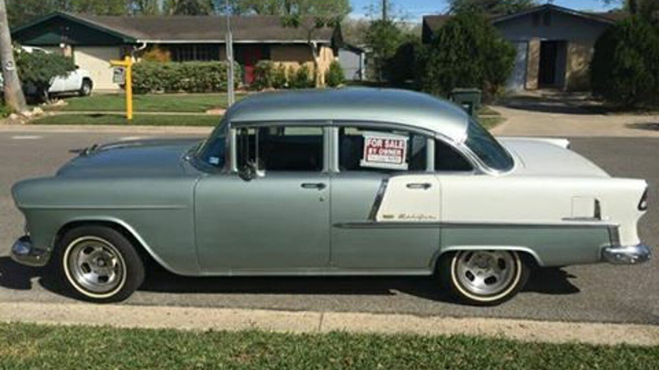 1955 Chevrolet Bel Air for sale 100812245