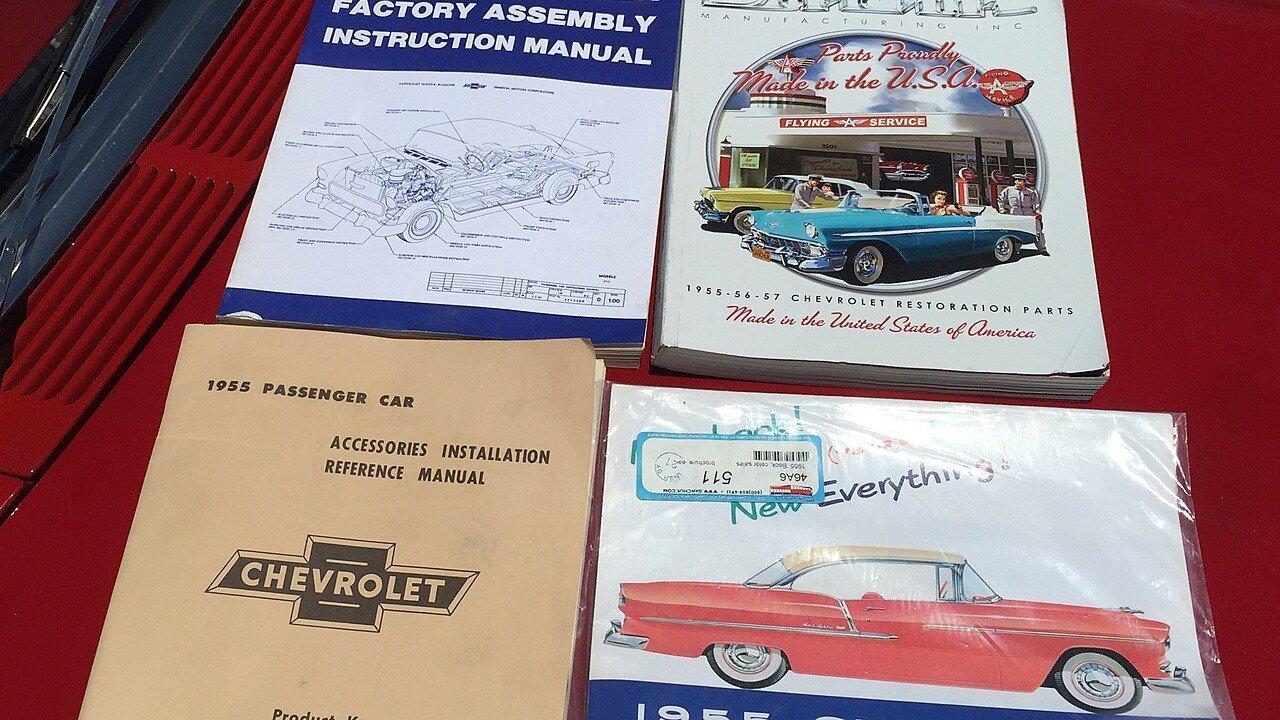 1955 Chevy Bel Air Parts Catalog Karmashares Llc Leveraging Body Wiring Diagram For Chevrolet Passenger Car Convertible Sale 100814697