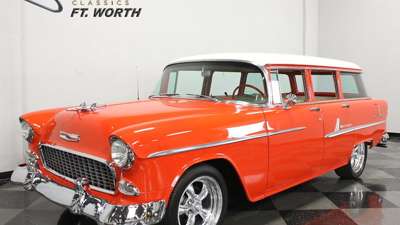 1955 Chevrolet Bel Air for sale 100841440