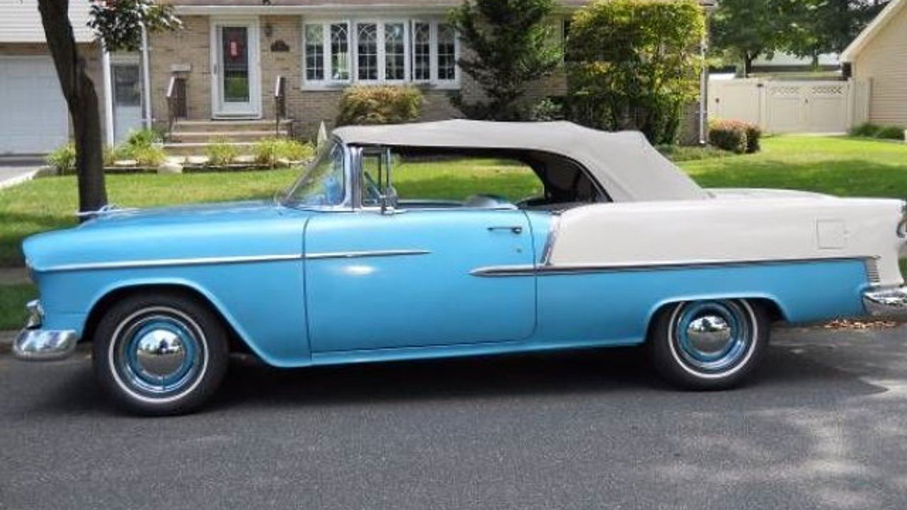 1955 Chevrolet Bel Air for sale 100842897