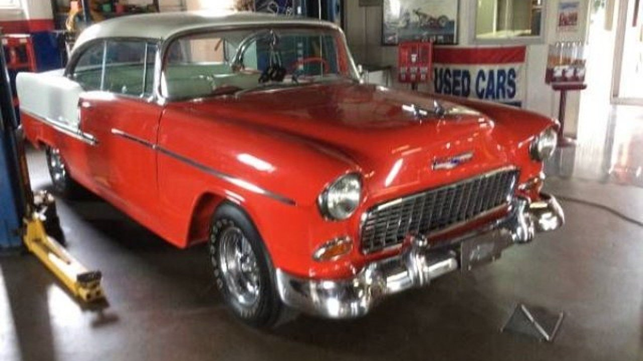 1955 Chevrolet Bel Air for sale 100845497