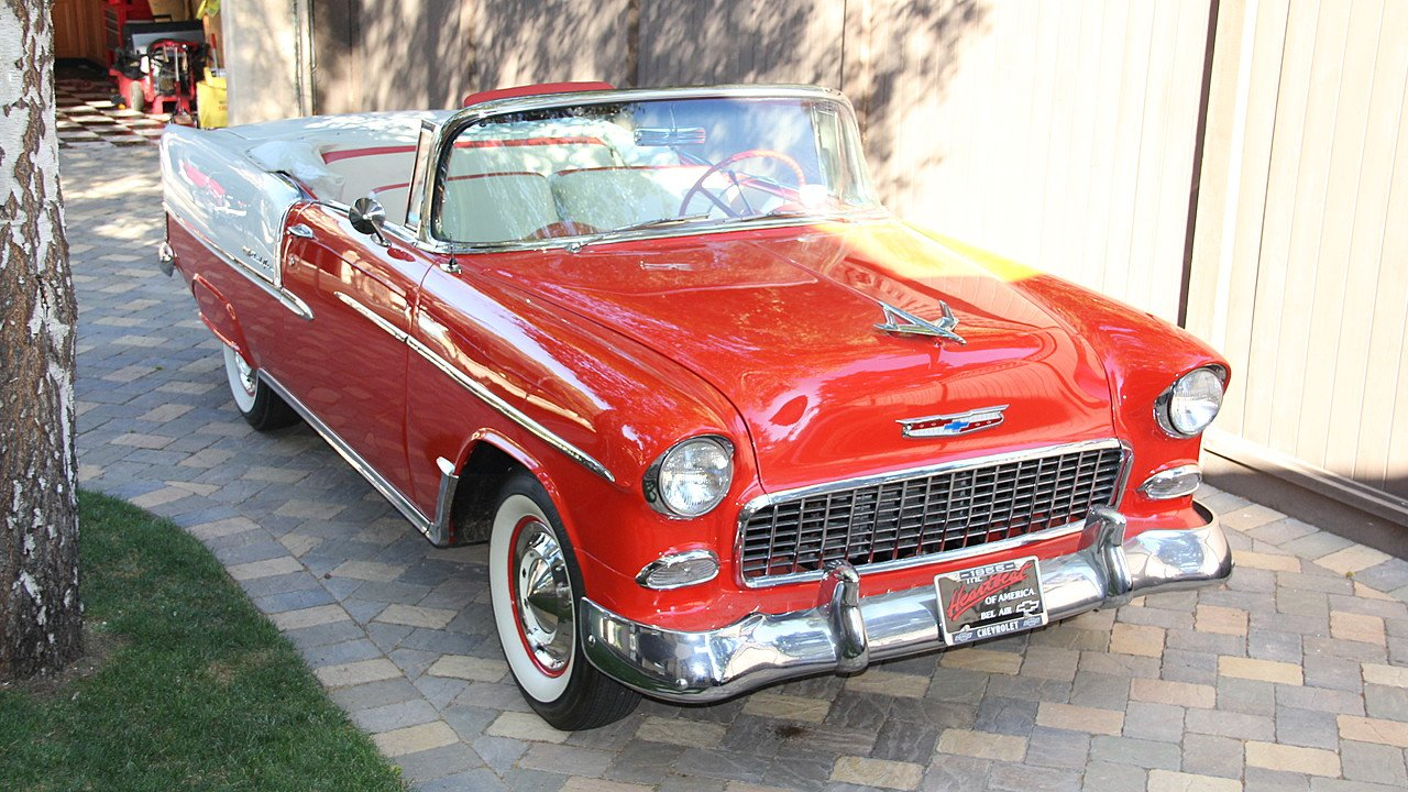 1955 Chevrolet Bel Air for sale 100846680