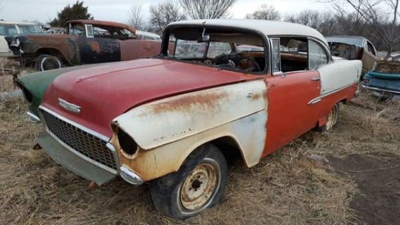 1955 Chevrolet Bel Air for sale 100853957