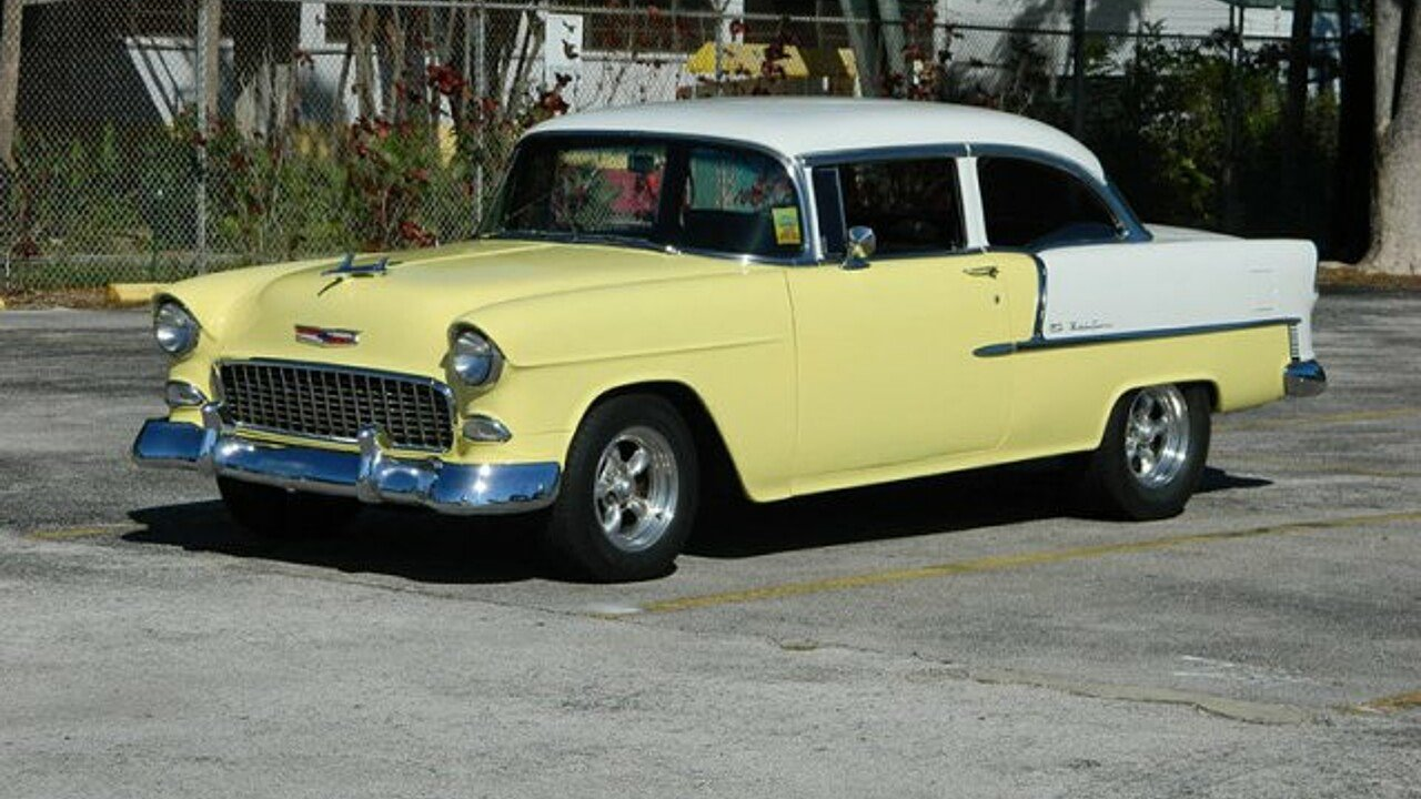 1955 Chevrolet Bel Air for sale 100855288