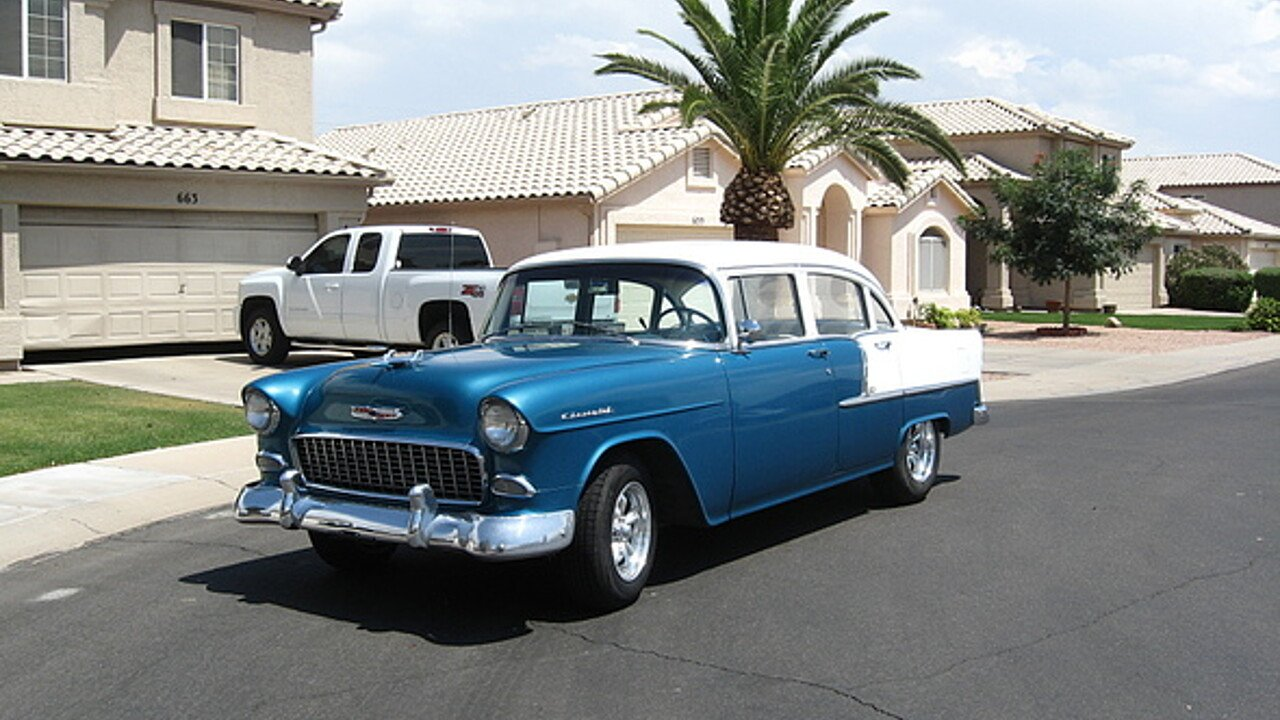1955 Chevrolet Bel Air for sale 100855521