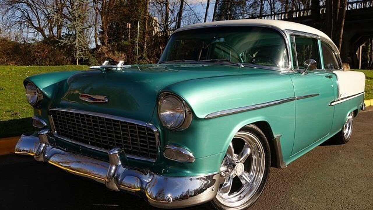 1955 Chevrolet Bel Air for sale 100867365