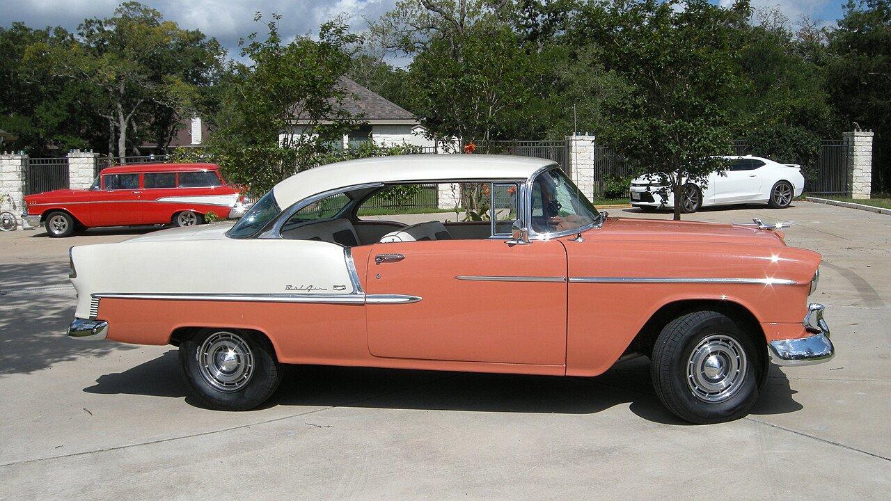 Chevrolet bel air hardtop for sale upcoming chevrolet - 1955 Chevrolet Bel Air For Sale 100879637