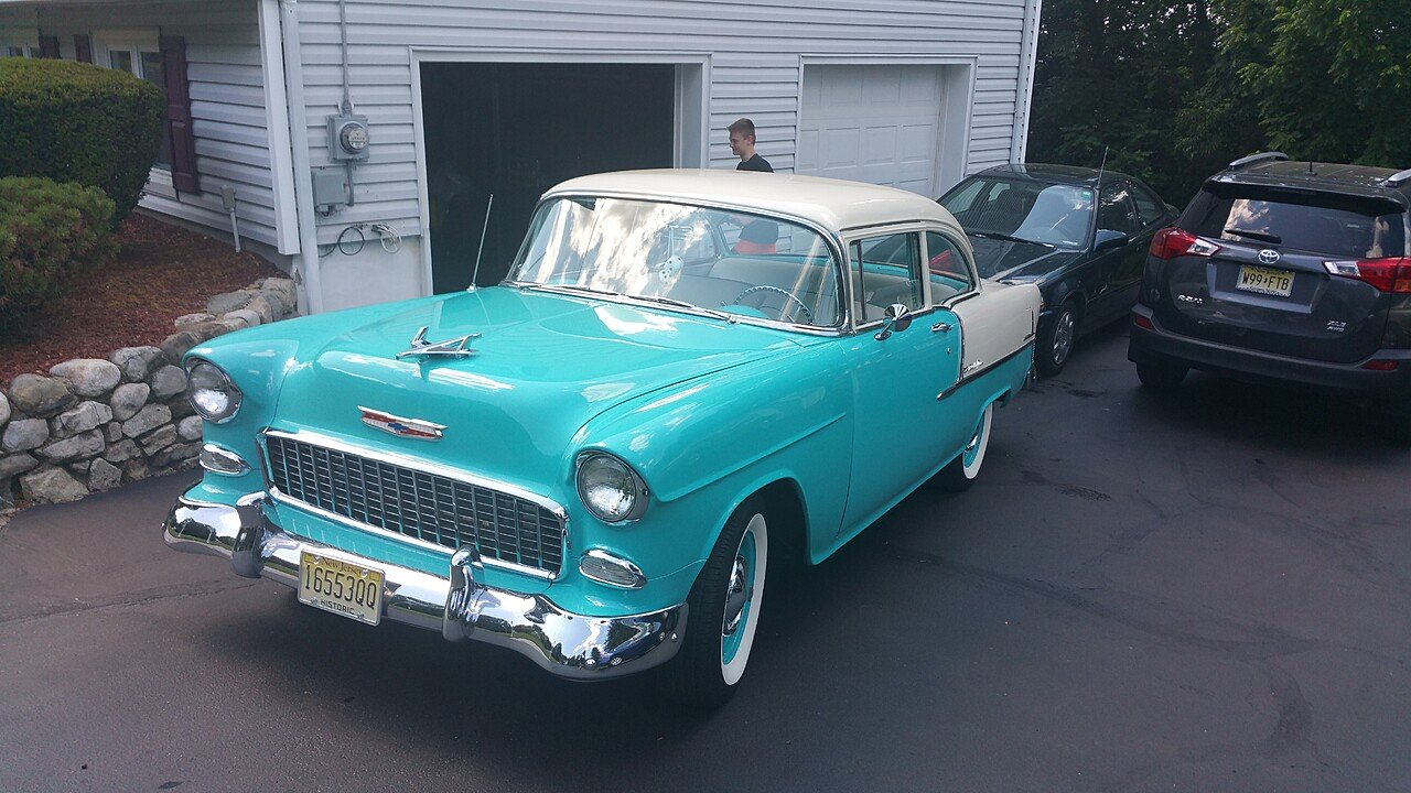 1955 Chevrolet Bel Air for sale 100884853