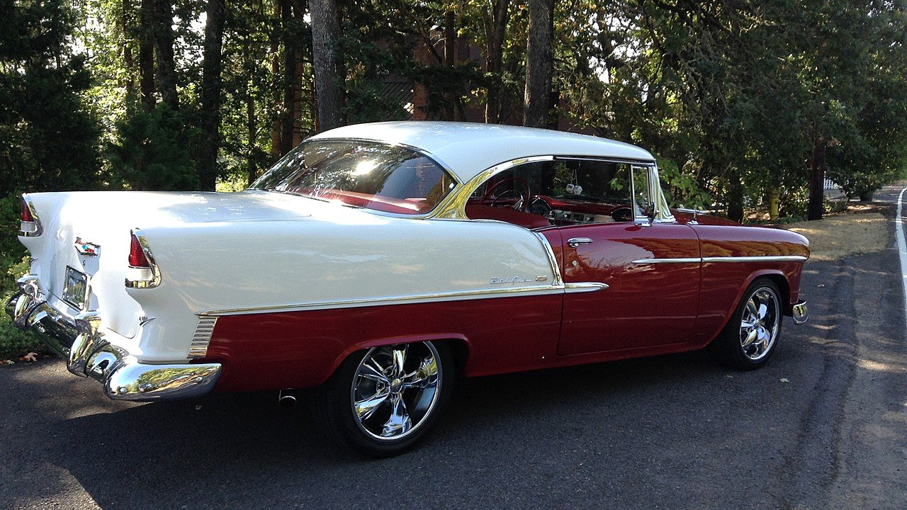 1955 Chevrolet Bel Air for sale 100885390