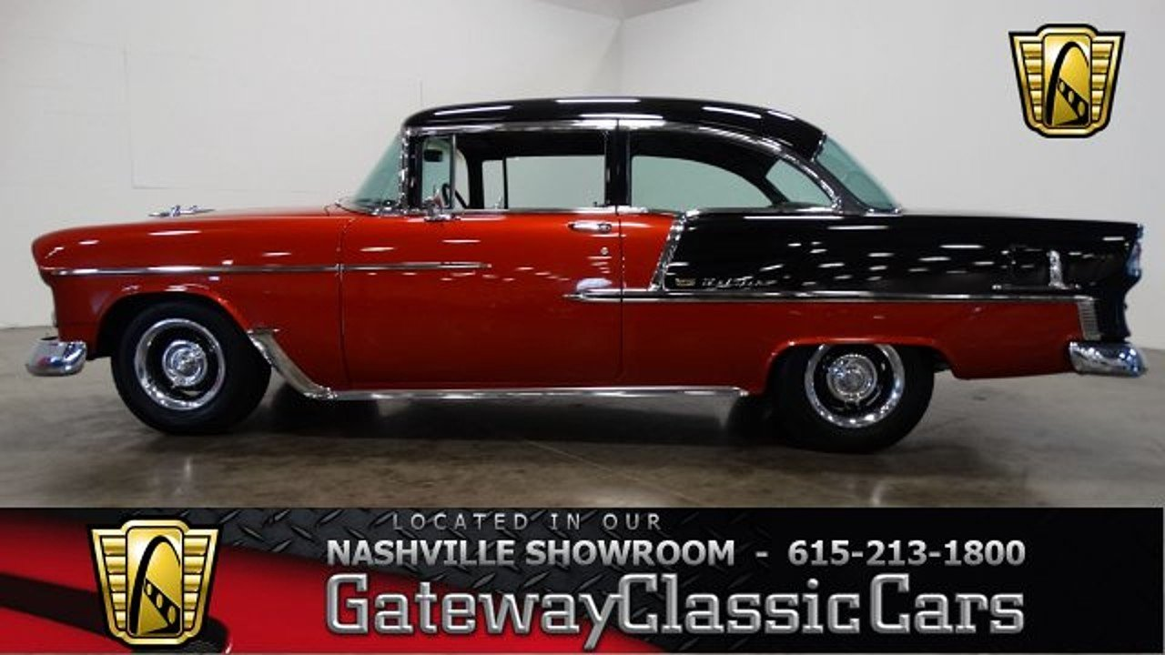 1955 Chevrolet Bel Air for sale 100888939