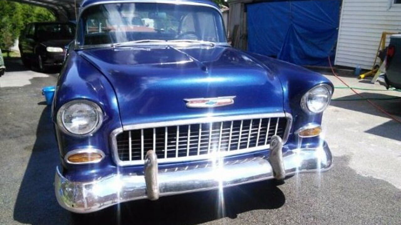 1955 Chevrolet Bel Air for sale 100898272