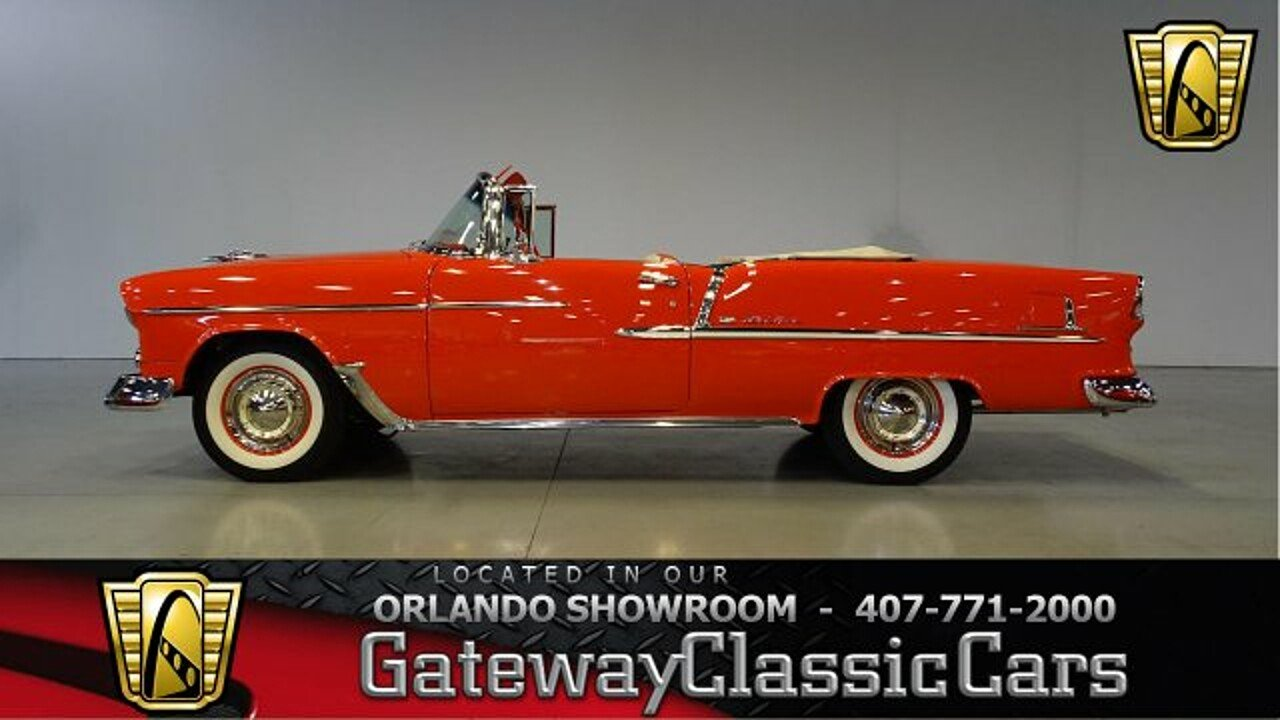 1955 Chevrolet Bel Air for sale 100920039