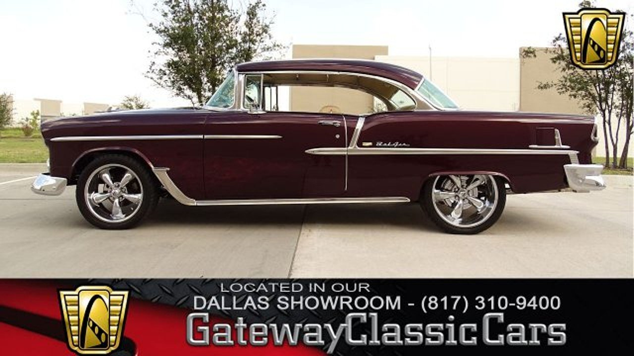 1955 Chevrolet Bel Air for sale 100920281