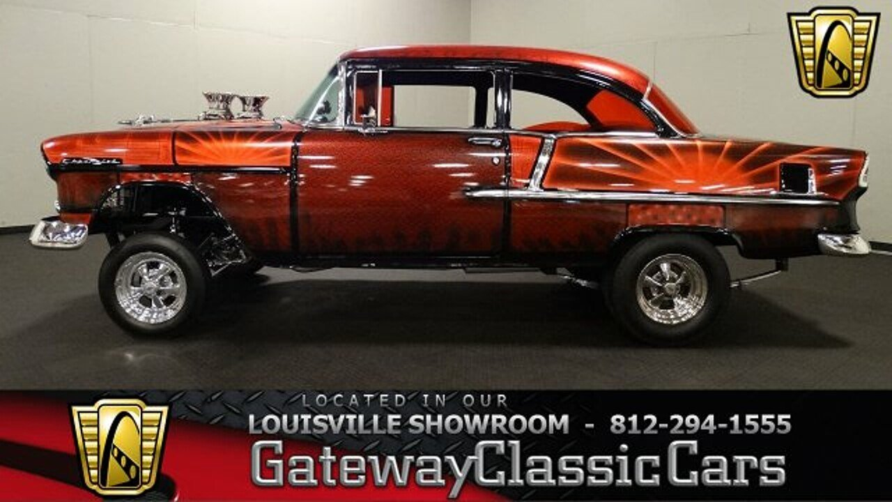 1955 Chevrolet Bel Air for sale 100924320