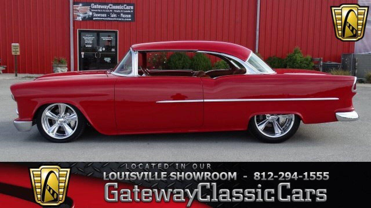 Classic Cars For Sale Auto Trader Com: 1955 Chevrolet Bel Air For Sale Near O Fallon, Illinois