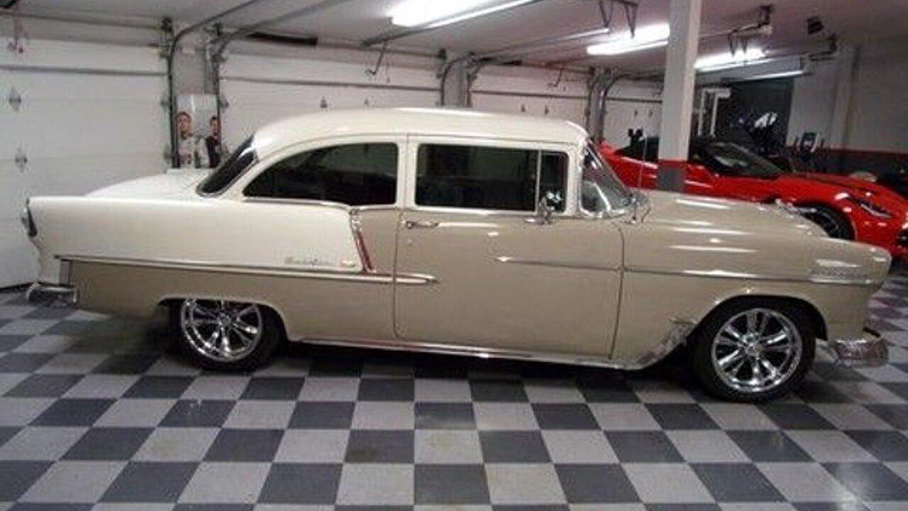 1955 Chevrolet Bel Air for sale near Riverhead, New York 11901 ...