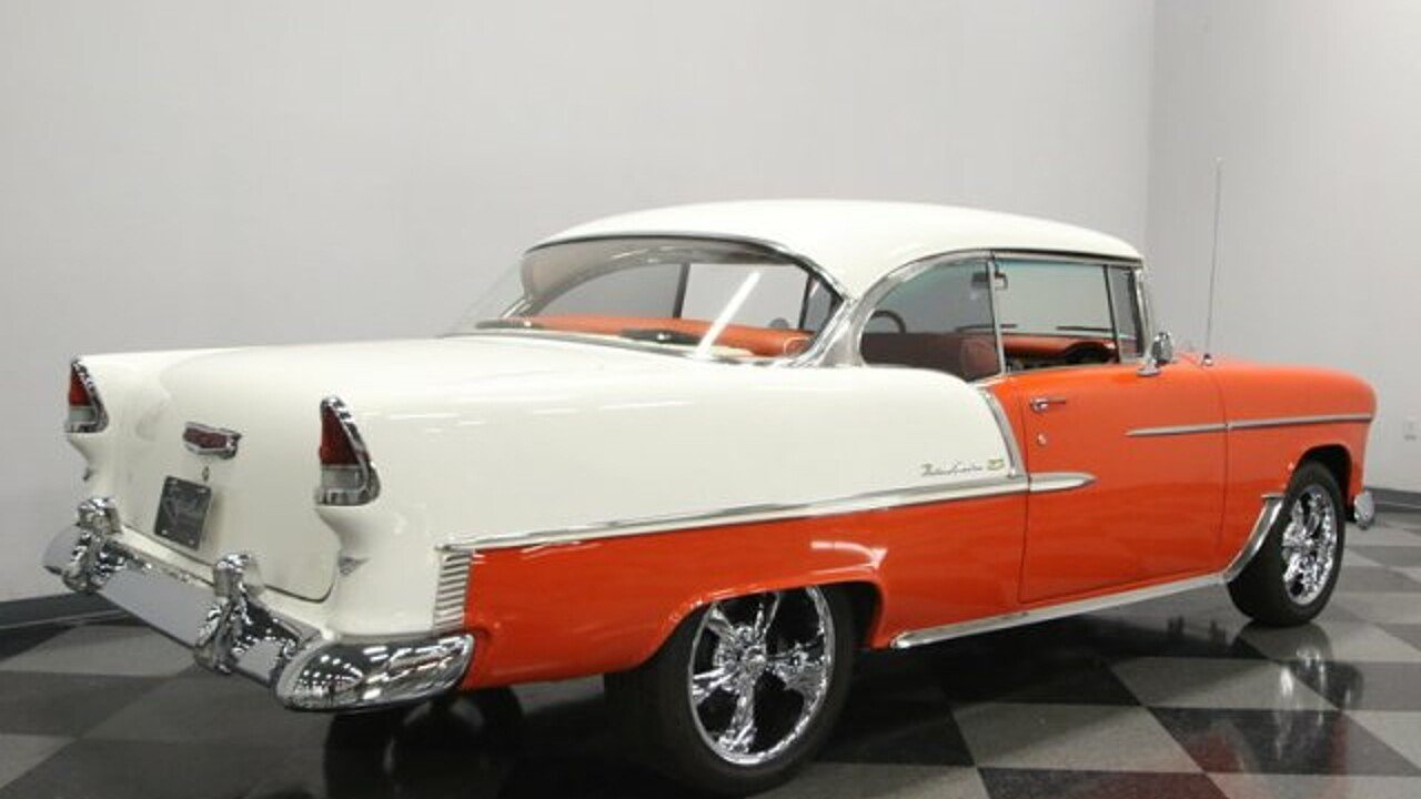 1955 Chevrolet Bel Air for sale near LaVergne, Tennessee 37086 ...