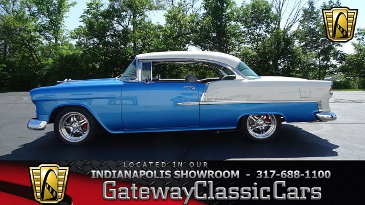 1955 Chevrolet Bel Air for sale 100991698
