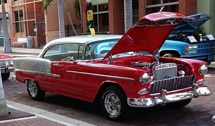 1955 Chevrolet Bel Air for sale 100824212