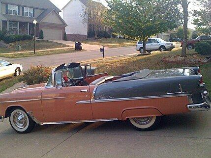 1955 chevrolet bel air classics for sale classics on for 1955 chevy 4 door to 2 door conversion