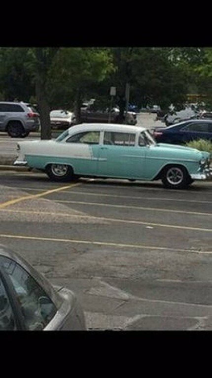 1955 Chevrolet Bel Air for sale 100909504