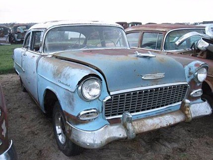 1955 Chevrolet Bel Air for sale 100910318