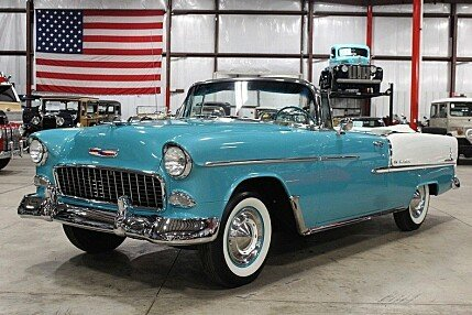 1955 Chevrolet Bel Air for sale 100923041