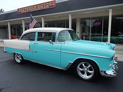 1955 Chevrolet Bel Air for sale 100943566