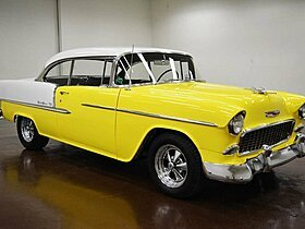 1955 Chevrolet Bel Air for sale 100983686