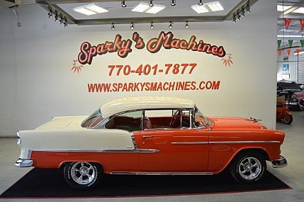 1955 Chevrolet Bel Air for sale 100985741