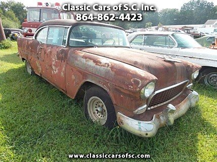 1955 Chevrolet Bel Air for sale 101017304