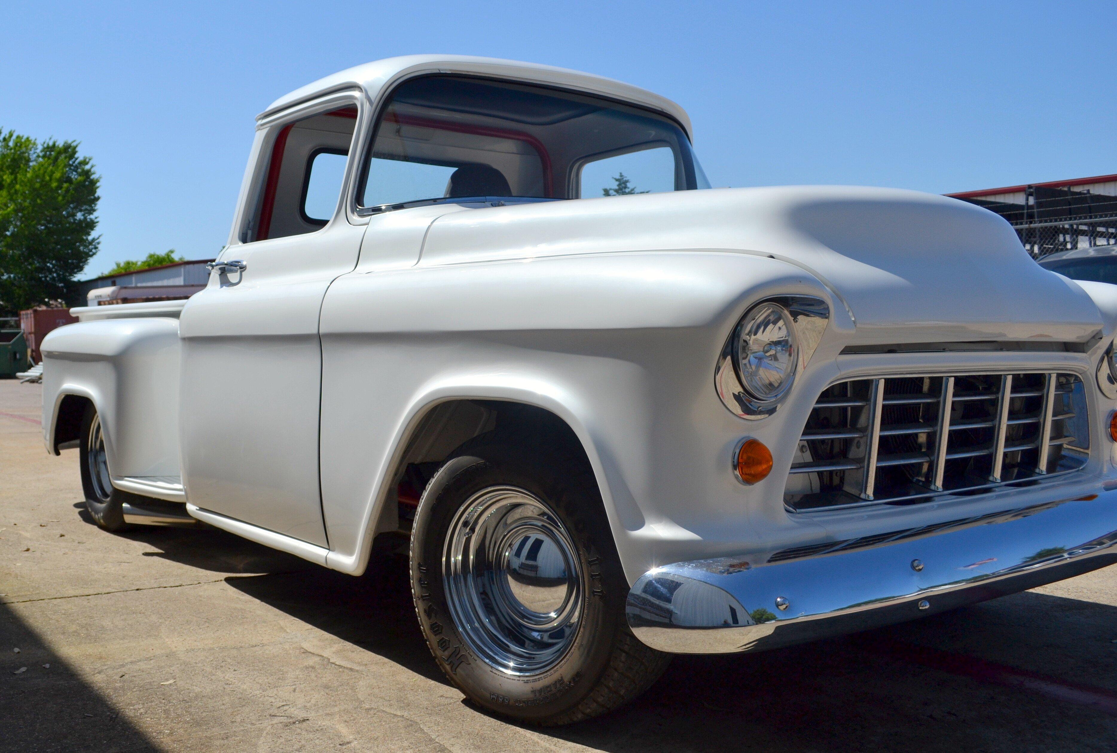 1955 Chevrolet Custom & Classic Trucks for Sale - Classics on Autotrader markmcfarlin.com