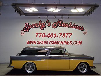 1955 Chevrolet Nomad for sale 100773191