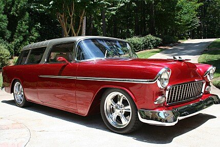 1955 Chevrolet Nomad for sale 100779386