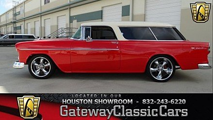 1955 Chevrolet Nomad for sale 100784307