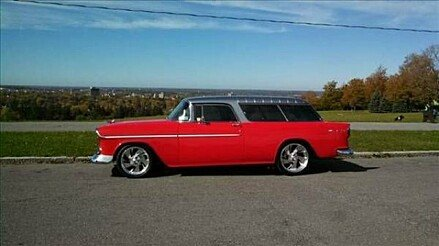 1955 Chevrolet Nomad for sale 100807020