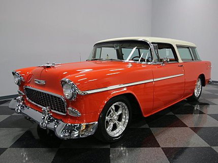 1955 Chevrolet Nomad for sale 100815897