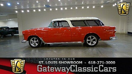 1955 Chevrolet Nomad for sale 100836686