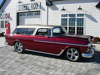 1955 Chevrolet Nomad for sale 100848840