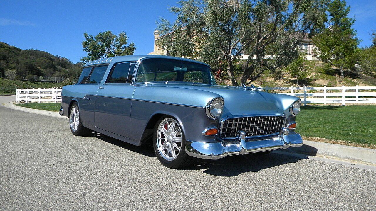 1955 Chevrolet Nomad for sale 100881431